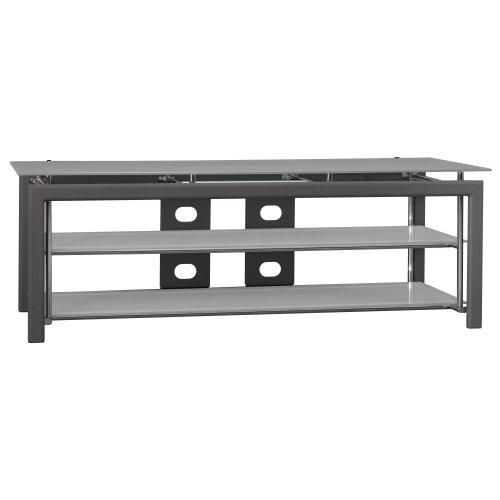 Cheap Bush Furniture Platinum Mist TV Stand (B000W8JL46)