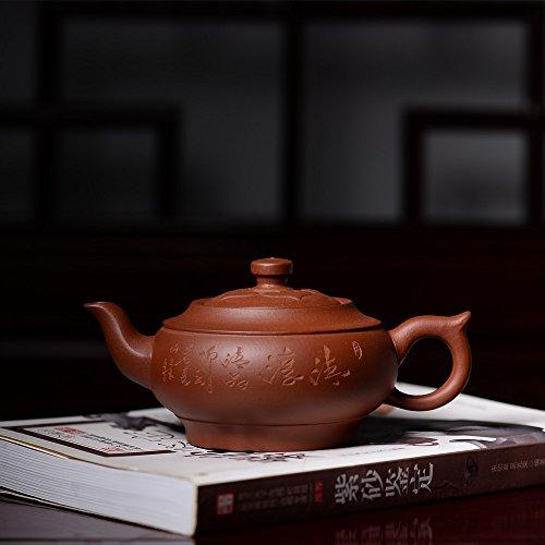 Zen Room teapot made in Yixing Huang LongshanHandmade Tea Pot Zisha12 Ounce (Teapot 32 Oz compare prices)