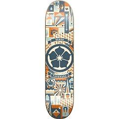 Buy World Industries Fukuhara Heritage Skateboard Deck, 8.1 x 31.8-Inch by World Industries