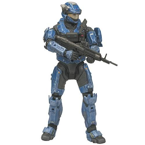 halo reach action figures: McFarlane Toys Halo Reach Series