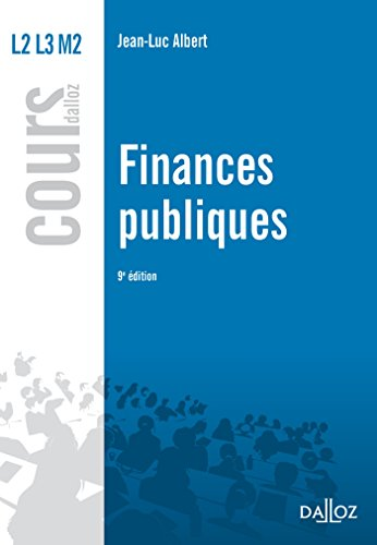 Finances publiques - 9e éd.