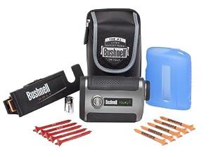 Bushnell Tour V2 Golf Laser Rangefinder, Patriot Pack 2012 by Bushnell