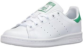 Adidas Originals Kids Stan Smith Leather Comfort Shoe