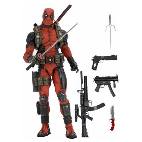 Deadpool 1:4 Scale Action Figure by Deadpool