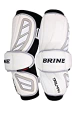 Brine T3AG16 Triumph III AG Men's Lacrosse Arm Guards (Call 1-800-327-0074 to order)