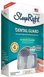SleepRight Secure - Comfort Dental Guard For Night Time Teeth Grinding (Bruxism)