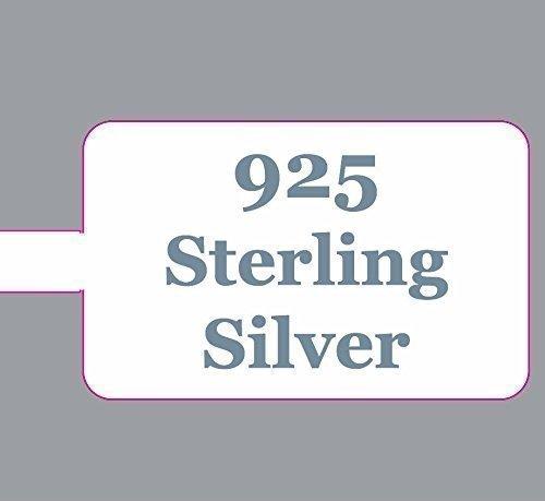 Étiquettes Prix Autocollants Argent Sterling 925 Extra Fort Rectangulaire Bijoux Dumbell Pack de 40