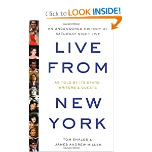 Live From New York An Uncensored History