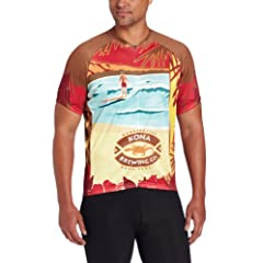 Buy Canari Mens KBC Long Board Lager Jersey by Canari Cyclewear