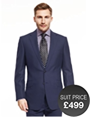 Sartorial Pure Wool 2 Button Jacket