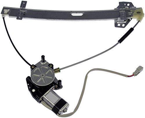 Dorman 741-302 Honda CRV Front Driver Side Window Regulator with Motor
