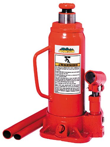 Buy Mountain 5608 8-Ton Bottle Jack