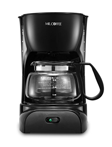 Mr. Coffee BVMC-DR5 4 Cup Coffee Maker