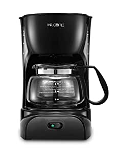 Buy Mr. Coffee BVMC-DR5 650-Watt 4-Cup Coffee Maker (Black) Online at Low Prices in India ...