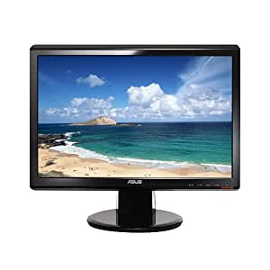 ASUS VH198T 19-Inch Widescreen LED Monitor (Black)