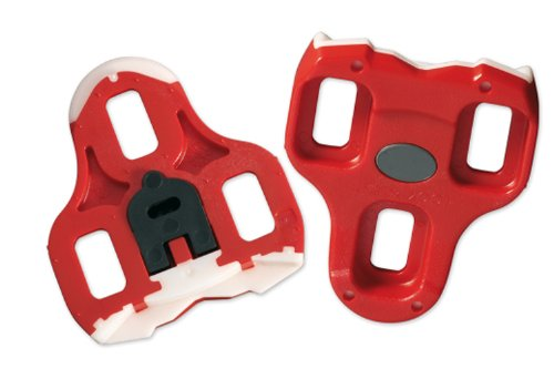 Look KEO Bi Material Cleat, Red (Look Delta Cycle Cleats compare prices)