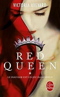 Red Queen, tome 1 par Aveyard
