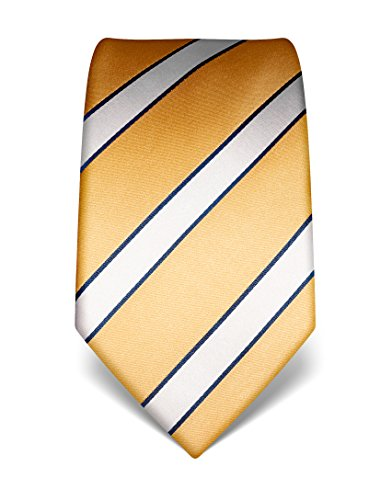 vb-mens-silk-tie-striped-many-colours-availablegold