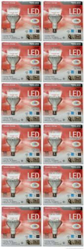 Feit Electric Conserv-Energy Dimmable Par30 Led 15 Watts Light Bulb - 75 Watt Equivalent Replacement- (12 Pack)