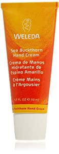 Weleda Sea Buckthorn Hand Cream, 1.7 Ounce