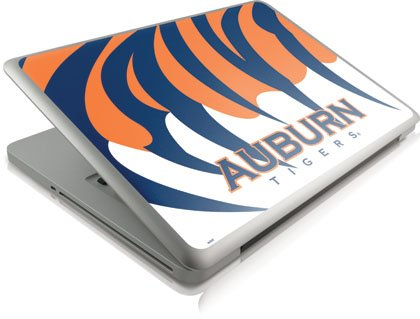 Skinit Auburn Tigers Vinyl Laptop Skin for Apple MacBook Pro 13 at Amazon.com