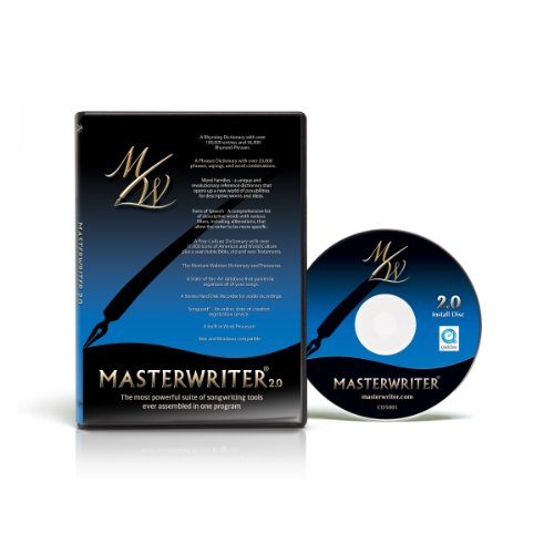 Masterwriter Songwriting Software
