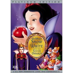 Cover art for  Snow White and the Seven Dwarfs (2001 Special Platinum Edition) (1937)