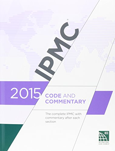2015 International Property Maintenance Code Commentary.