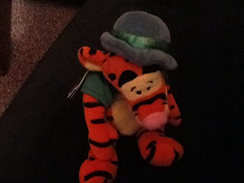 Disney Tigger St. Patrick's Day Bean Bag Plush