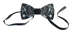 Fashion Thief Men's Bow Tie (Black)
