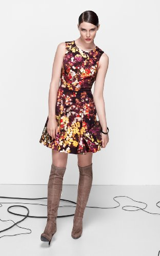 Blossom Print Cotton Dress