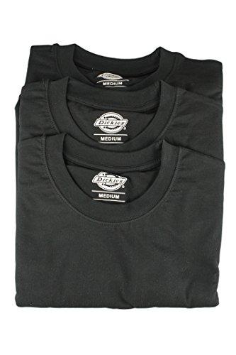 Dickies 06 210091 da uomo a maniche corte Crew Neck T Shirt colore: nero Nero  nero