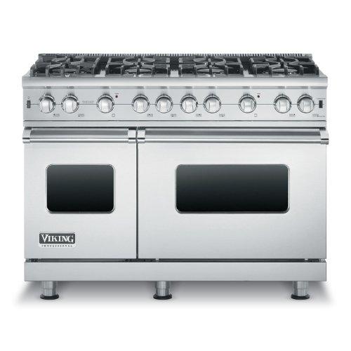 vgcc5488bss-viking-stainless-steel-48-custom-sealed-burner-range-vgcc-48-wide-eight-burners