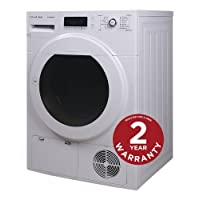 Russell Hobbs RHHPTD400 7kg White Heat Sensor Tumble Dryer - Free 2 Year Warranty*