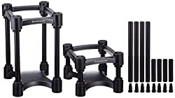 IsoAcoustics ISO-L8R155 Sound Isolating Speaker Stands - Pair