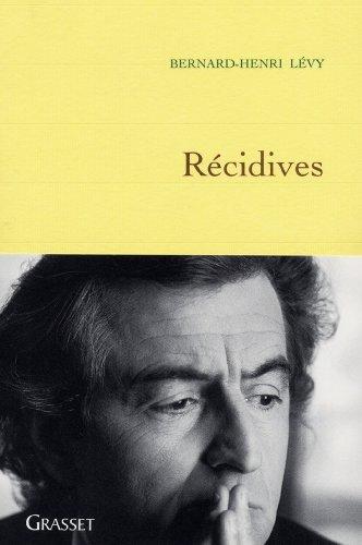 Récidives (essai français)