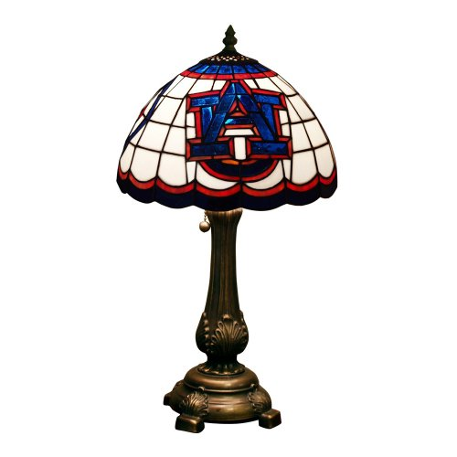 NCAA Auburn Tigers Tiffany Table Lamp at Amazon.com