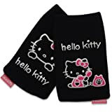 Black Hello Kitty Sock Cover Pouch Case Suitable for SAMSUNG GALAXY Y S5360
