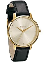 Nixon Kensington Leather Gold Damenuhr A108 501