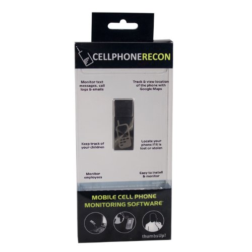 Cell Phone Recon: Mobile Spy For Blackberry + Andriod Phones by Brickhouse Security