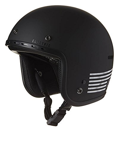 Electric Mashman Ski Helmet Matte Black Flag