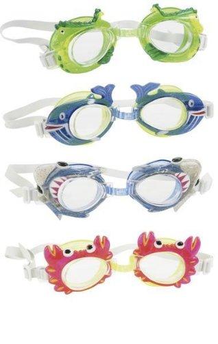 Hudora Schwimmbrille joey Sea Monsters