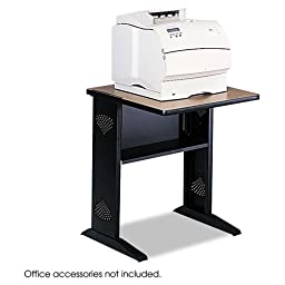 SAF1934 - Safco Reversible Top Fax/Printer Stand