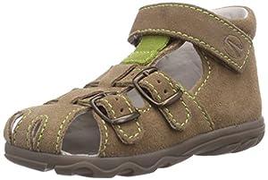 Richter Kinderschuhe Terrino 2106-521 - Zapatos primeros pasos de cuero para niño de Richter Kinderschuhe