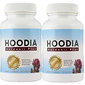 Hoodia Gordonii Plus Appetite Suppressant (2 Bottles)