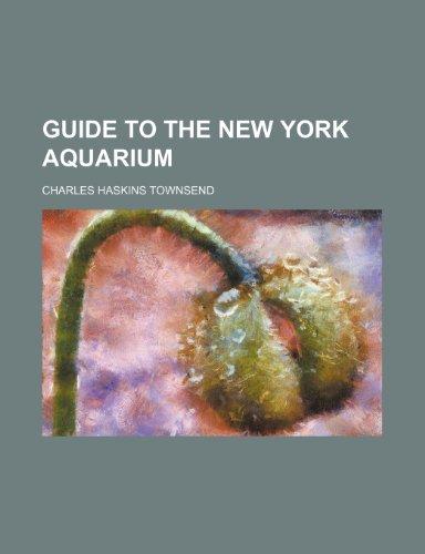 Guide to the New York aquarium