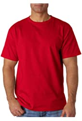 Fruit Of The Loom Mens 3930 T-Shirts True Red