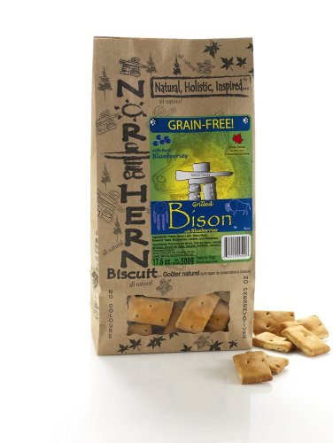 Northern Biscuit Grain-Free Grilled Bison w/