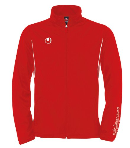 Uhlsport, Felpa Classic Rosso/Bianco, Rosso (rot/weiß), L