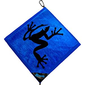 Frogger Amphibian Golf Towel (4 Colors Available) by Frogger Golf